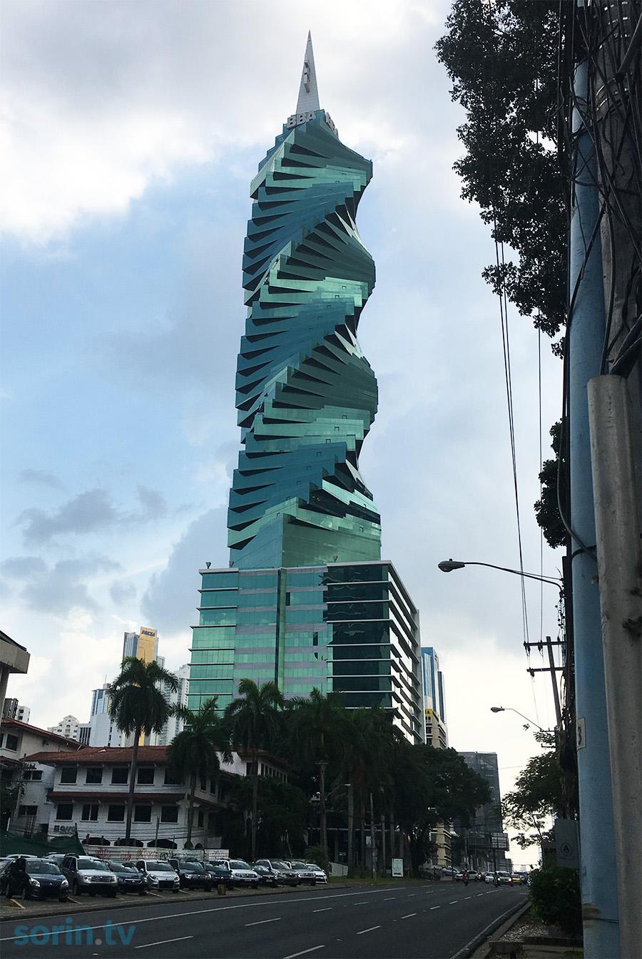 F&F Screw Tower BBA Panama City