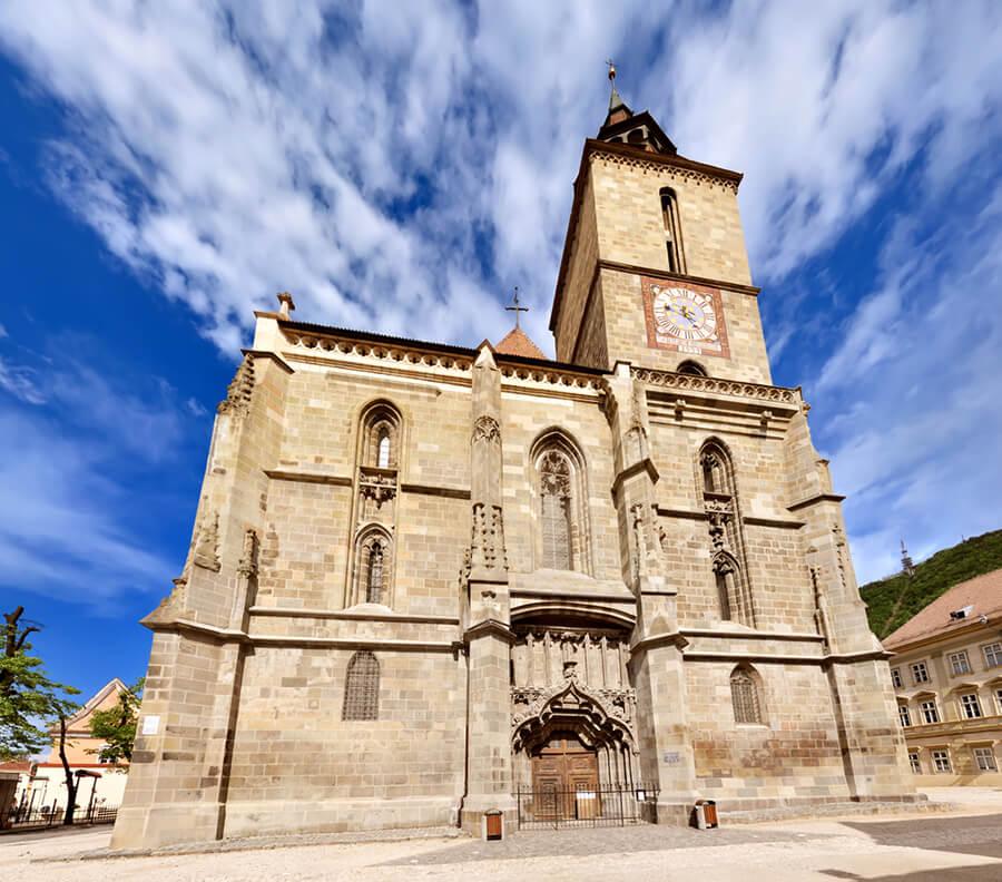 Biserica Neagra Brasov Romania