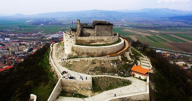 Cetatea Deva Romania