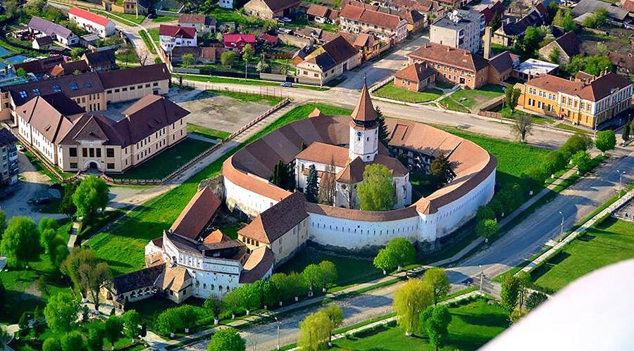 Cetatea Prejmer Romania