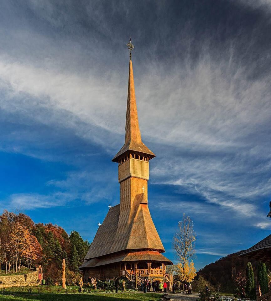 Manastirea Barsana Romania
