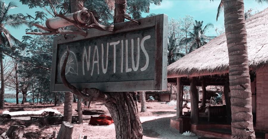 gili asahan indonesia lombok nautilus resort