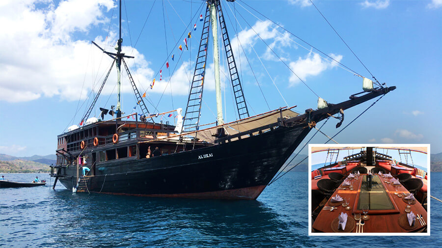 Travel by Dart: Indonesia – Here's an Upscale Pirate Ship You Want to Be On [EP. 4]