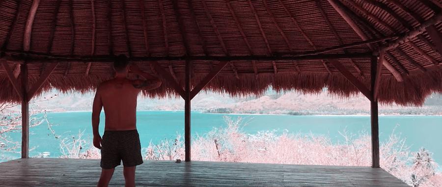 yoga retreat lombok shala trail