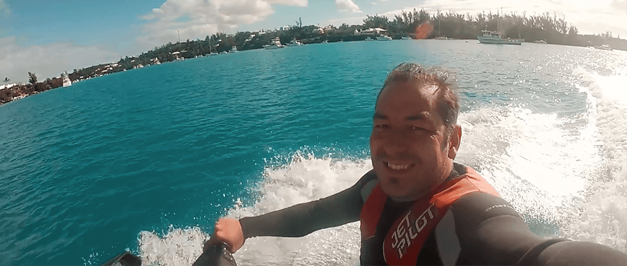 jet ski in bermuda ks watersports