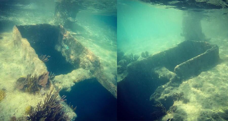 bermuda triangle snorkel