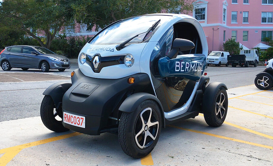 twizy bermuda current vehicles