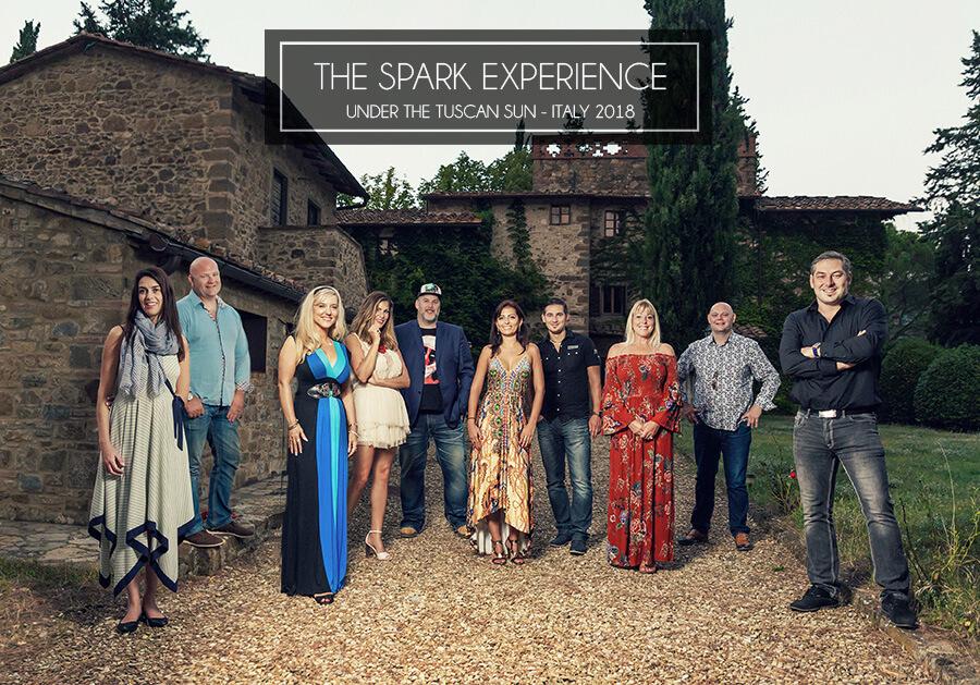 the spark experience