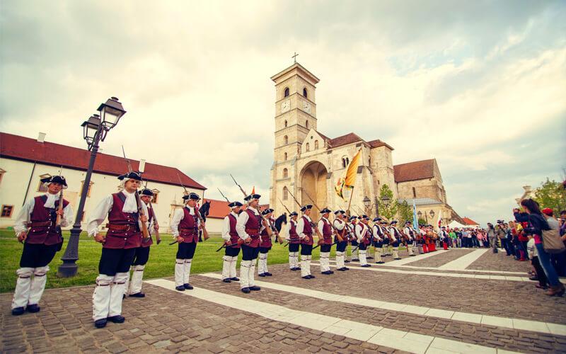 cetatea alba Romania