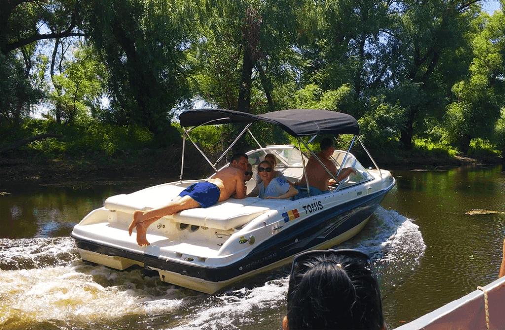 visit Danube delta Romania