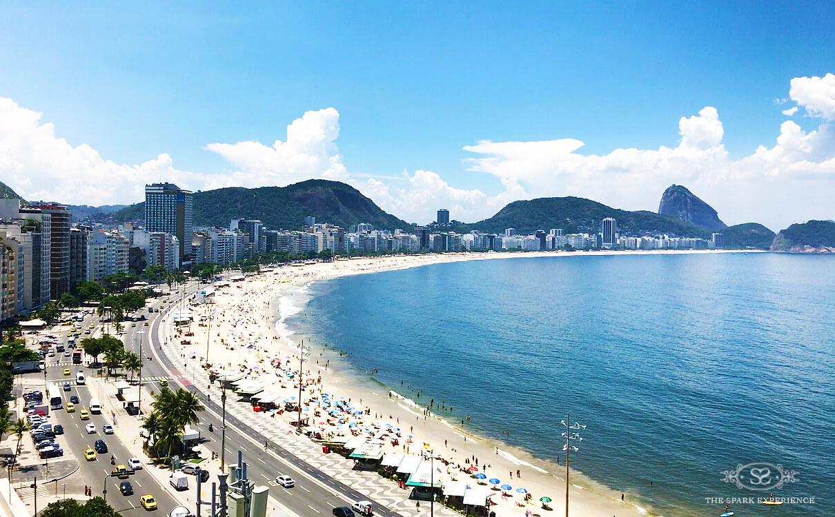 copacabana accommodation rio