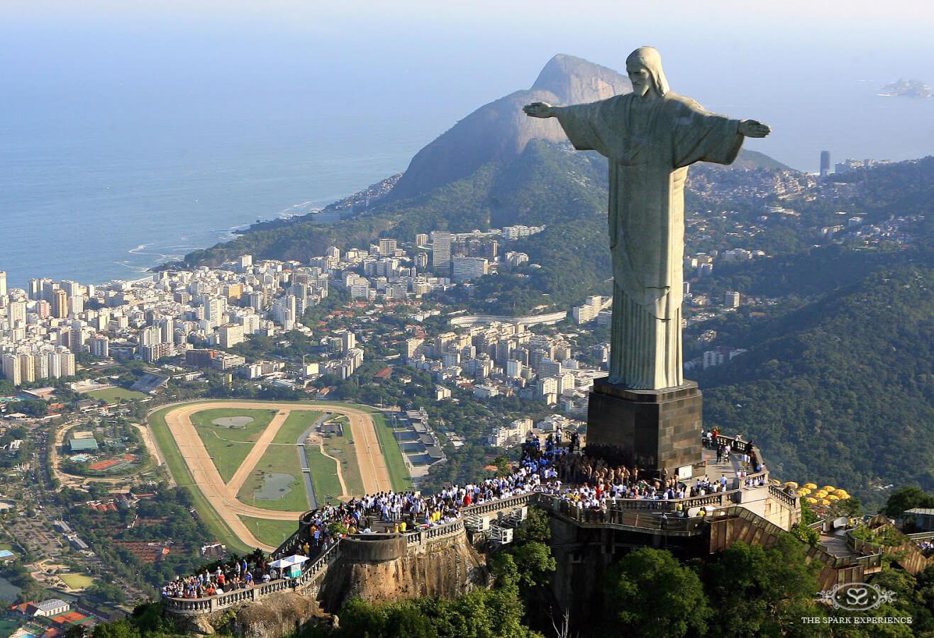 cristo redentor statue rio
