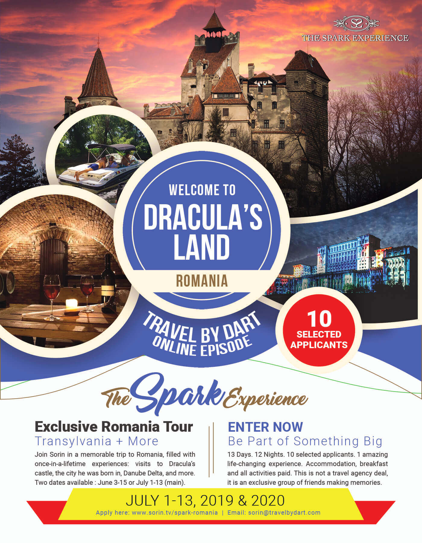 travel packages Transylvania