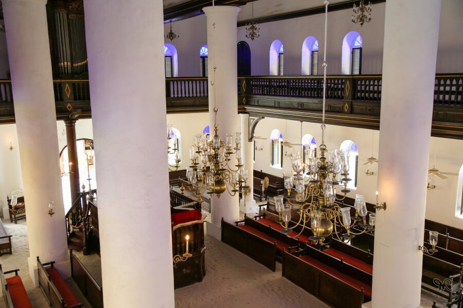 curacao oldest synagogue in the americas