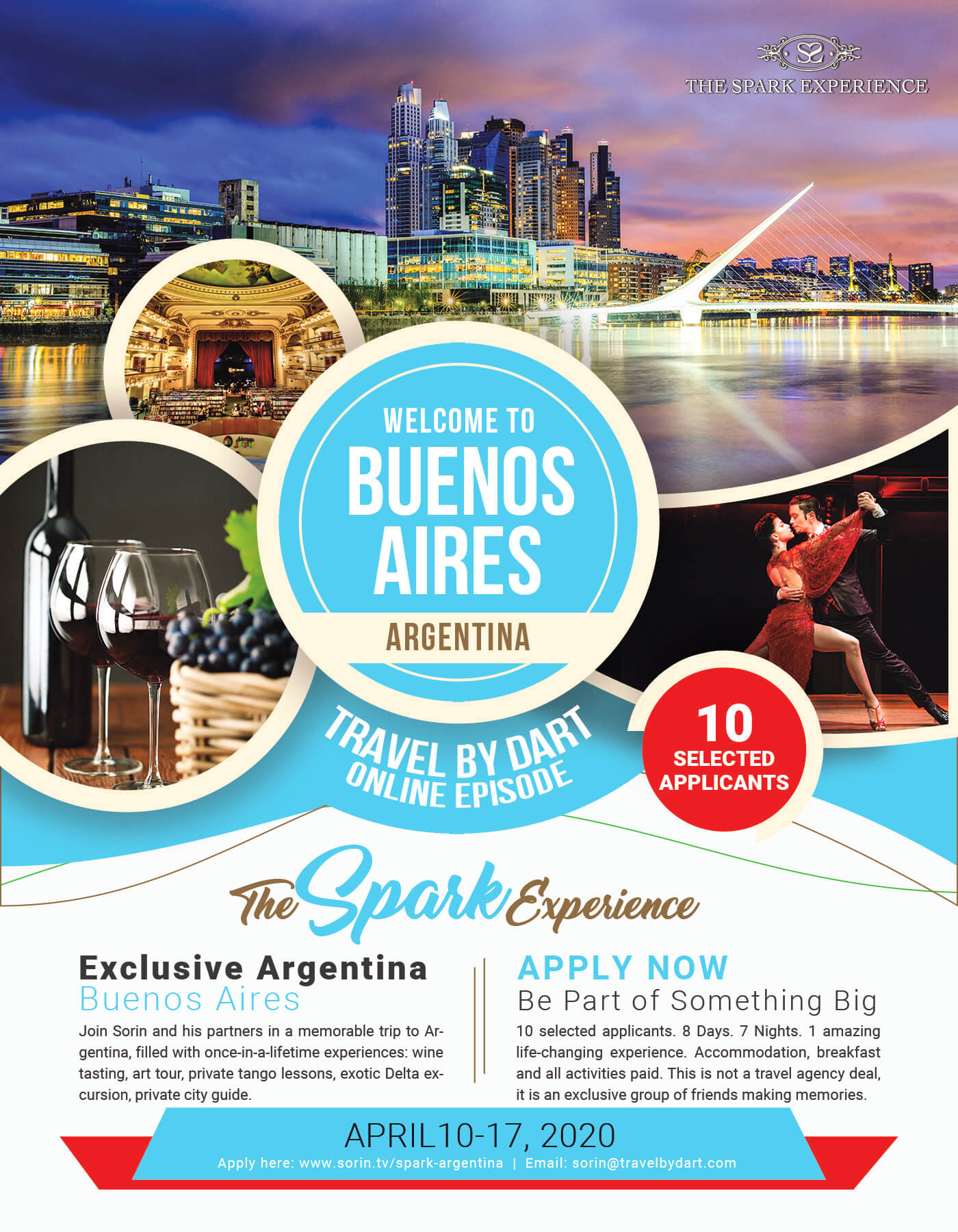 Argentina travel packages 2020