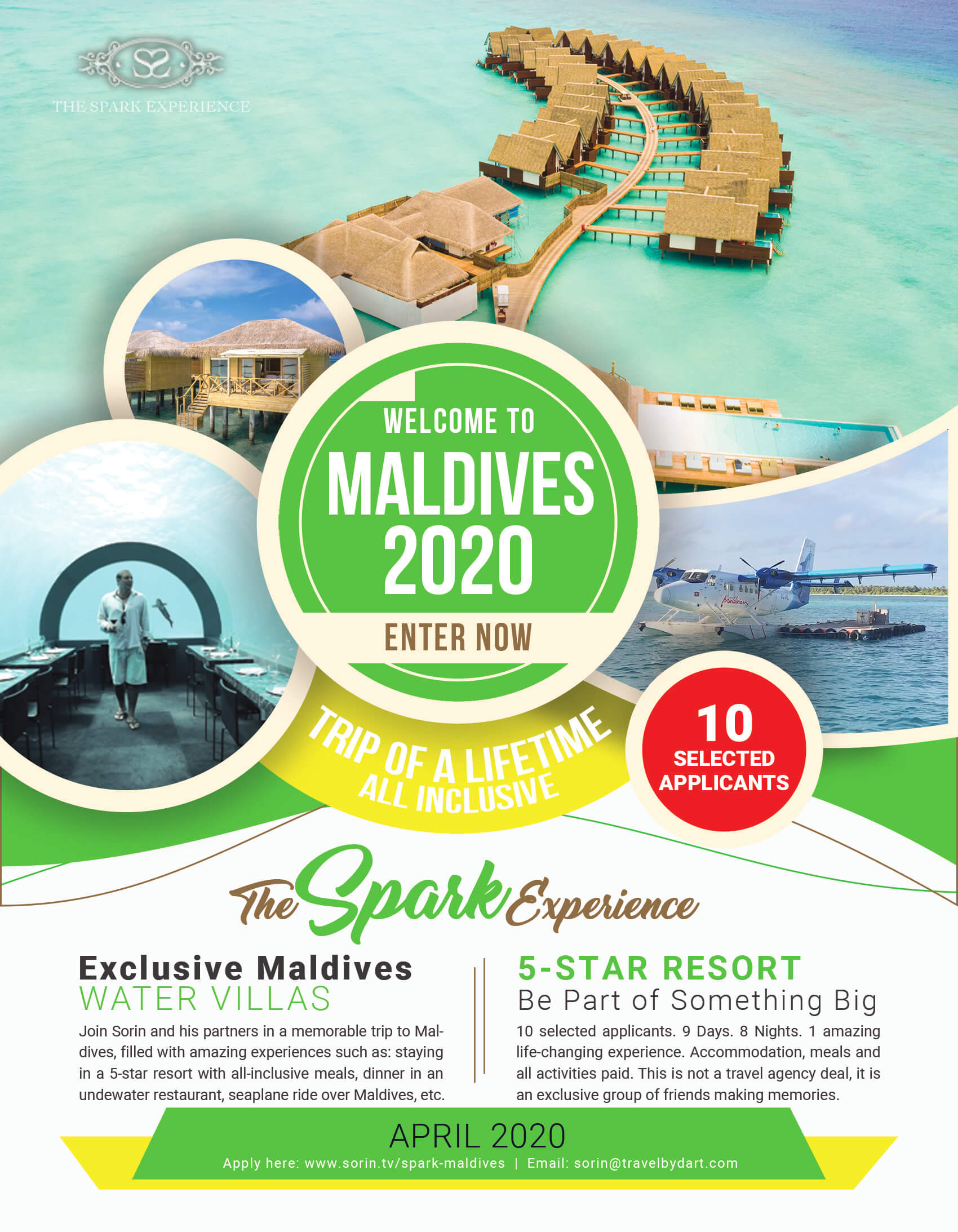 maldives travel packages 2020