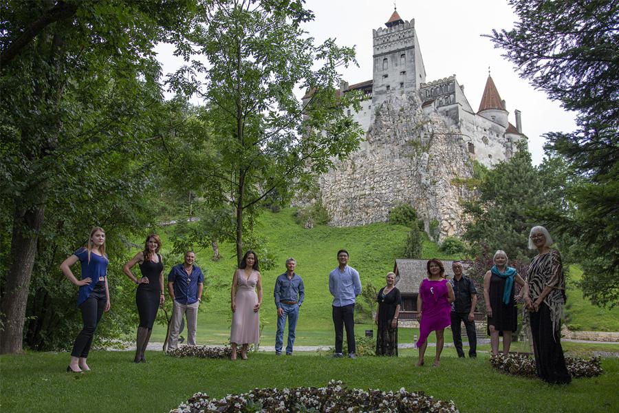 visit draculas castle transylvania
